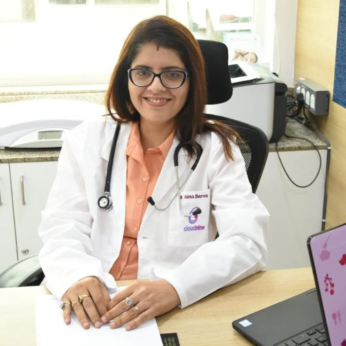 Dr.Richa  Sharma Pediatrics
