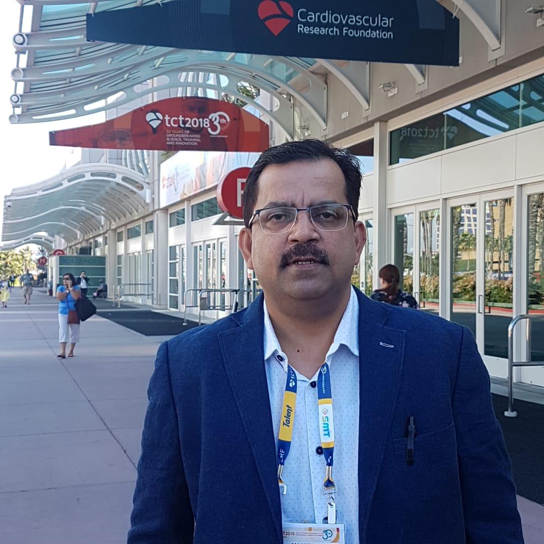 Dr.Manish  Gunjan Cardiology